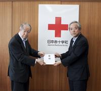 ≪日本がんばろう 第1回目 義援金寄付内容≫