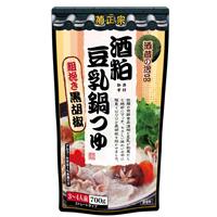 菊正宗 酒粕豆乳鍋つゆ