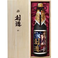 純米大吟醸秘蔵三年古酒「創造」1.8L