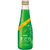 菊正宗 すだちスパークリング 250ML瓶詰