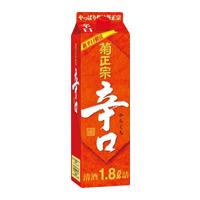 辛口パック1.8Lパック詰