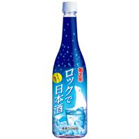 菊正宗 ロックで日本酒720ML PETボトル詰