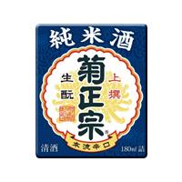 菊正宗 さけパック・生酛純米180MLパック詰