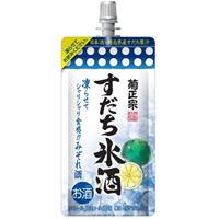 菊正宗 すだち氷酒 150ML パウチ詰