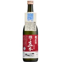 菊正宗 超特撰「灘の生一本(2015灘酒研究会)」720ml瓶詰