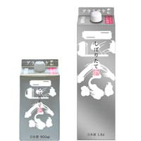 日本酒パックの概念を変える!「菊正宗 しぼりたて ギンパック」 新発売