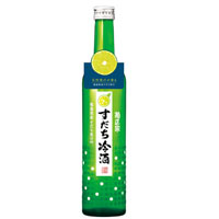 「すだち冷酒 500ML瓶詰」新発売